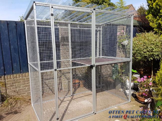 Kattenren aluminium #422 (1)