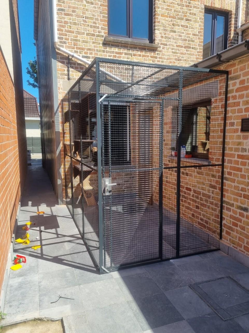 Kattenren aluminium #494 (3)